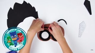 Download DIY Halloween Costume for PJ Masks villain ROMEO!! Video