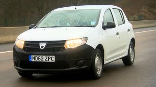 Download Trying The Cheapest Car In Europe: The Dacia Sandero - Fifth Gear Video