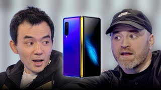 Download Behold The $2000 Samsung Galaxy Fold Video