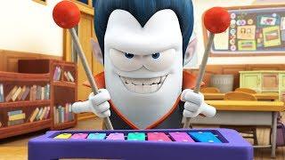 Download Spookiz | Cula Plays Music | 스푸키즈 | Zombie Cartoon | Kids Cartoons | Videos for Kids Video