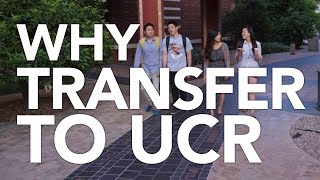 Download Why Transfer to UC Riverside? Video