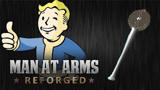 Download Fallout Blacksmith Challenge - MAN AT ARMS: REFORGED Video