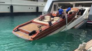 Download Onboard a Superyacht: Recovering Tenders James Bond style! Video
