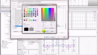 Download Revit MEP - Adjusting the Lineweights for Printing - CADtechSeminars Video