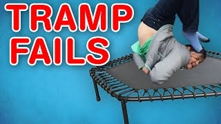 Download Trampoline Fails   Fail Compilation Video