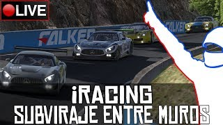Download iRacing || Subviraje entre muros (GT3 @ Mt. Panorama) || LIVE Video
