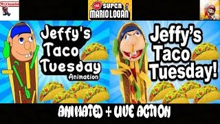 Download SML Movie: Jeffy's Taco Tuesday! Animated + Live Action Video