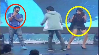 Download అలీ డాన్స్... నవ్వలేక చస్తారు - Sekhar Master VS Comedian Ali Dance Performance On Stage Video Video