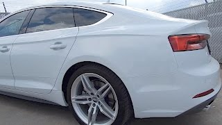 Download 2018 Audi A5 Sportback Quick Drive and Price Video