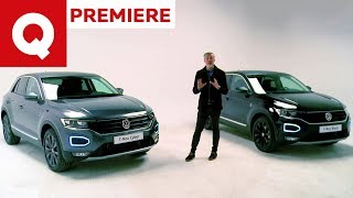 Download Volkswagen T-Roc Black e Cyber - L'auto di Lapo si compra su Internet   Quattroruote Video