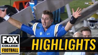 Download Texas A&M vs UCLA | Highlights | FOX COLLEGE FOOTBALL Video
