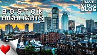 Download Boston Sightseeing Trip   Stefan der Welterkunder Video