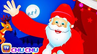 Download The Spirit of Christmas | Santa Claus Is Coming To Town | Christmas Songs For Children by ChuChu TV Video