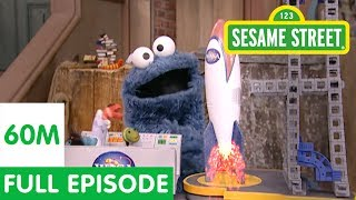 Download Cookie Monster Thinks the Moon is a Cookie | Sesame Street Full Episode Video