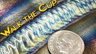 Download 🔥 TIG Welding Technique: Walking the Cup Video