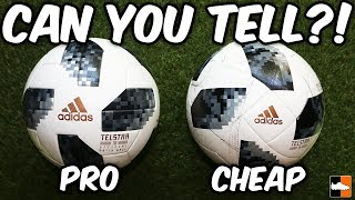 Download Spot The Difference?! 2018 World Cup Balls Tested Video