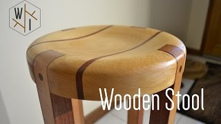 Download Wooden Stool Video