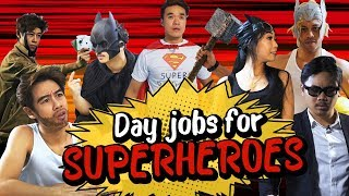 Download Day jobs for Superheroes Video