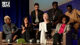 Download Viola Davis, Steve McQueen & the cast of Widows on changing roles for women on film Video