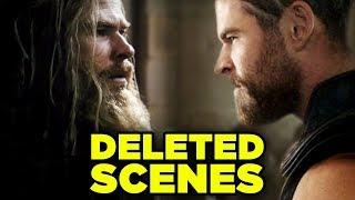 Download Avengers Endgame DELETED SCENES - Alternate Time Heist Revealed! Video