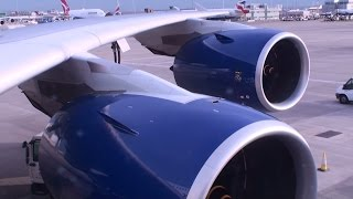 Download First British Airways A380: Takeoff at London Heathrow Airport (full HD) Video