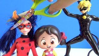 Mucize Uğur Böceği Ladybug Yüz Boyama Yaptık çocuk Video Free