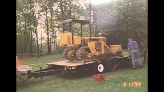 Download Caterpillar D2 #5J2115 SP Walkaround - My Very First D2, Now a Parts Donor Video