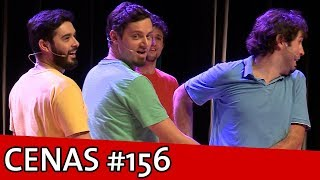 Download IMPROVÁVEL - CENAS IMPROVÁVEIS #156 Video