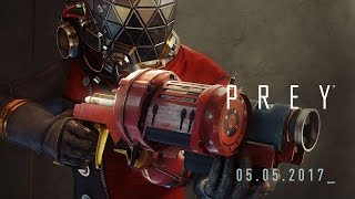 Download Prey – The First 35 Minutes of Gameplay Video