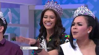 Download BROWNIS - Melani Emosi Dibandingin Sama Puteri Indonesia (10/10/17) Part 3 Video