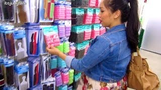 Download Exploring the Dollar Store - September 02, 2012 - itsJudysLife Vlog Video