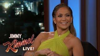 Download Jennifer Lopez on Learning to Dance Like a Stripper Video