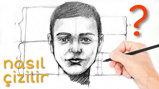 Download Portre Yüz Çizimi Nasıl Yapılır ? Video