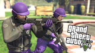 Download Hogaty i EKIPA w GTA 5 Online ″NOWY, FAJNY TRYB GUN GAME″ Ekipa Hogastos #58 [PL/HD] Video