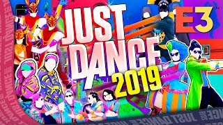 Download Just Dance 2019 | Official Song List (Part 1) | E3 Video