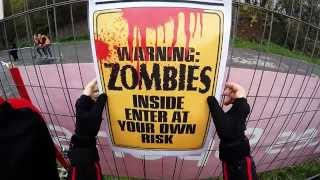 Download Zombie Run Dour #Run for your life Video