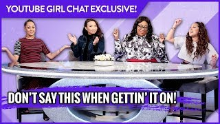 Download WEB EXCLUSIVE: Don't Say THIS When Gettin' It On! Video