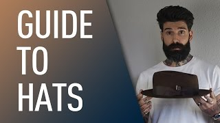 Download Guide to Men's Hats | Carlos Costa Video