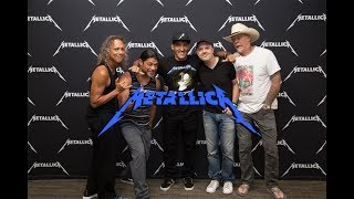 Download Metallica: Meet and Greet - Outro to Snake Pit (MetOnTour - Orlando, FL - 2017) Video