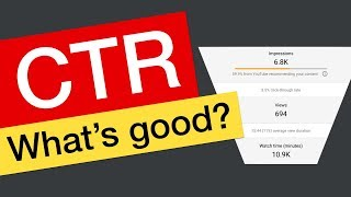 Download Click Through Rate YouTube – Which Percentage is Good? Video