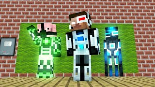 Download MONSTER SHOOL : BREWING ROBOT CHALLENGE - MINECRAFT ANIMATION Video