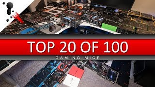 Download Top 20 of 100 Gaming Mice 2017 (for FPS) Video