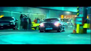 Download Tokyo Drift: Nissan Silvia S15 vs Nissan 350z (Garage Scene) Video
