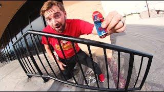 Download Fingerboarding REAL Street Spots! Video