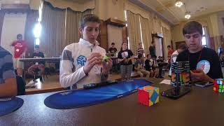 Download 2.96 Official Skewb Average! - Rami Sbahi - 7th in the World! Video