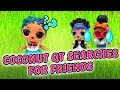 Download LOL Surprise Doll Coconut Q.T.'s Surprise Birthday Party w/ the Lion King Guests! W/ Foxy & Simba Video