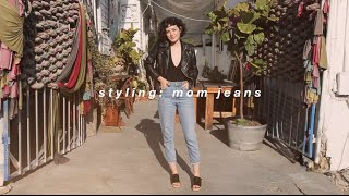 Download HOW I STYLE || Mom Jeans Video