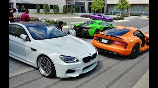 Download Sneaky is BACK!! Viper vs McLaren 570, Ferrari 458, Stg 3 M6, E85 GTR, TT F-body, HCI LS3s, + MORE! Video