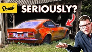 Download The CRAZIEST Barn Finds EVER   WheelHouse Video