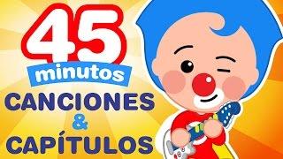 Download Plim Plim - 45 Minutos de Capitulos & Canciones Nuevas - Dibujos Animados Video
